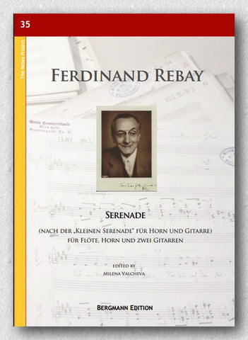 Rebay [035], Serenade - preview of the cover