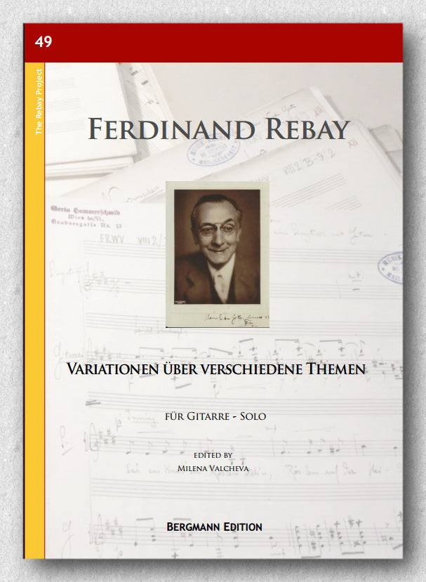 Rebay [049], Variationen über verschiedene Themen - preview of the cover