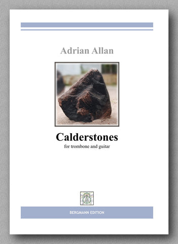 Allan, Caldrestones - preview of the cover