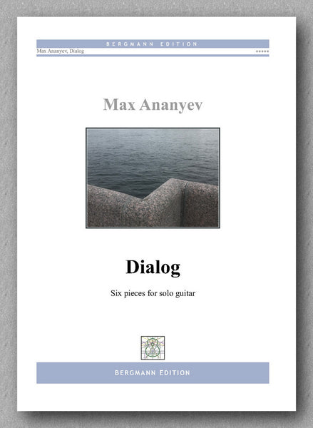 Max Ananyev, Dialog - preview of the cover