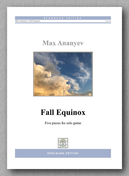 Max Ananyev, Fall Equinox - preview of the cover