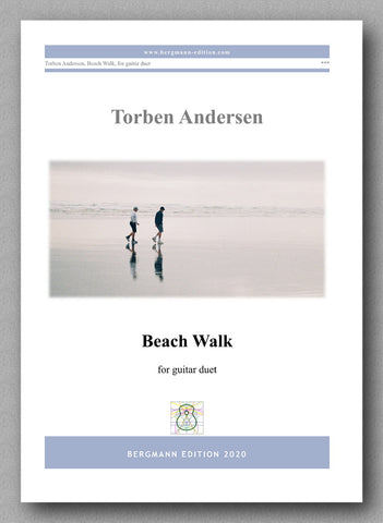 Andersen, Beach Walk - preview of the cover