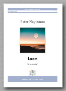 Nagtzaam, Lunes - preview of the cover