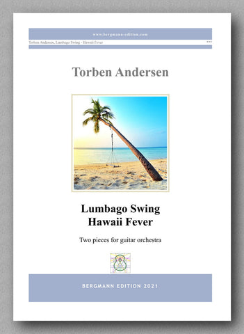 Andersen, Lumbago Swing - Hawaii Fever -  cover