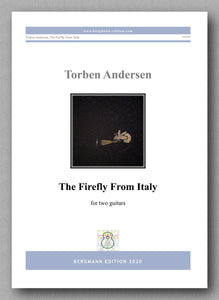 Torben Andersen, The Firefly From Italy - cover