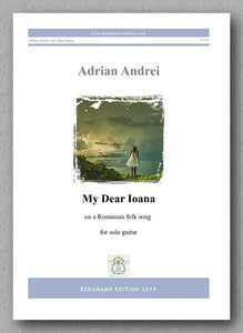 Adrian Andrei, My Dear Ioana - preview of the cover