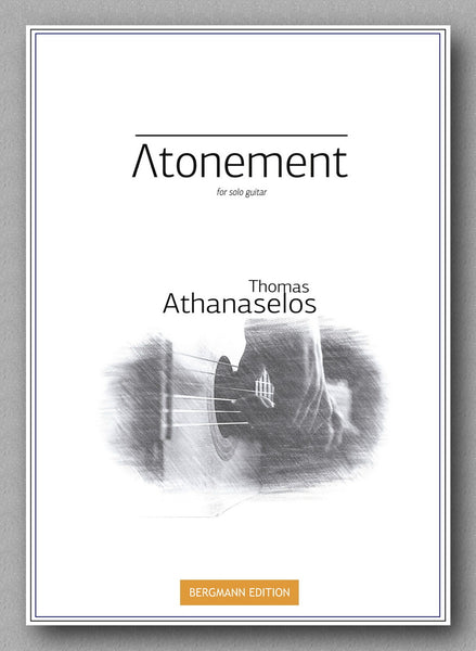 Athanaselos, Atonement - preview of the cover