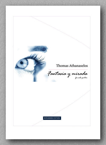 Athanaselos, Fantasia y Mirada - preview of the cover