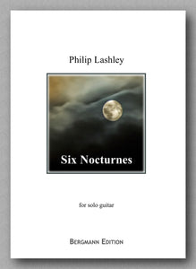 Preview of Lashley, Six Nocturnes - cover