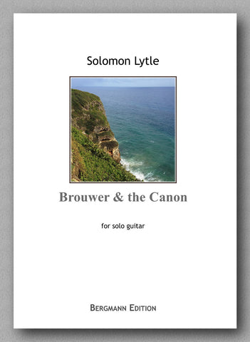 Lytle, Brouwer and the Canon - preview of the cover
