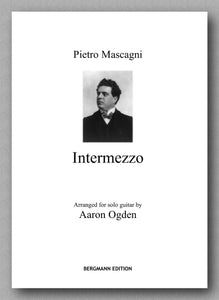Ogden-Mascagni-Intermezzo, preview of the cover
