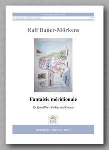 Fantaisie méridionale by Ralf Bauer-Mörkens - preview of the cover