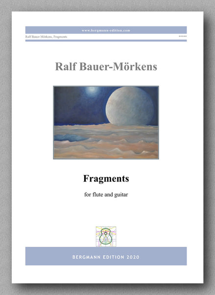 Fragments by Ralf Bauer-Mörkens - preview of the cover