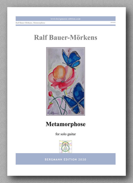 Metamorphose by Ralf Bauer-Mörkens - preview of the cover