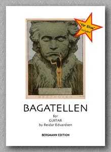 Beethoven - Bagatellen - preview of the cover