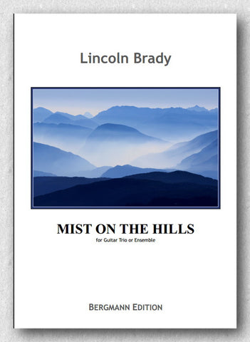Brady, Mist on the Hill