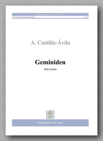 Castilla Ávila, Geminiden - preview of the cover