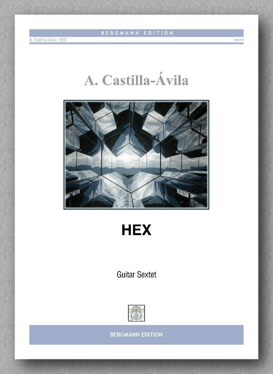 Castilla Ávila, HEX - preview of the cover