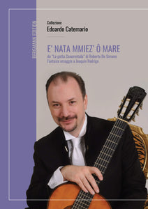 Edoardo Catemario, E' nata mmiezo 'o mare - preview of the cover