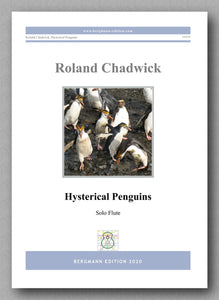 Roland Chadwick, Hysterical Penguins - preview of the cover
