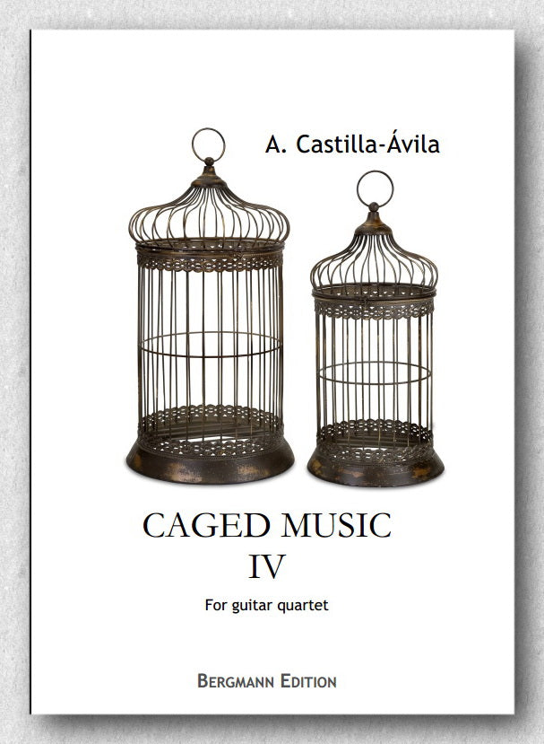 Castilla-Ávila, Caged Music IV
