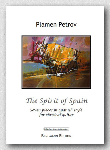 Plamen Petrov, The Spirit of Spain