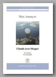 Ananyev, Clouds over Sleeper - cover