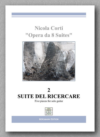 Corti, 2. Suite del Ricercare - preview of the cover