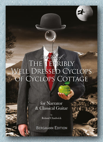 The Tale of the Terribly Well Dressed Cyclops of Cyclops Cottage