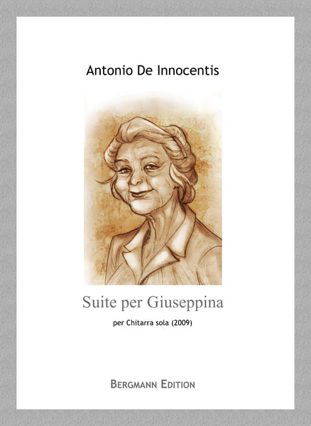 De Innocentis, Suite per Giuseppina