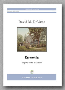 DeVasto, Emersonia - preview of the cover