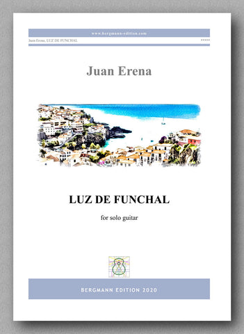Juan Erena, LUZ DE FUNCHAL  - preview of the cover
