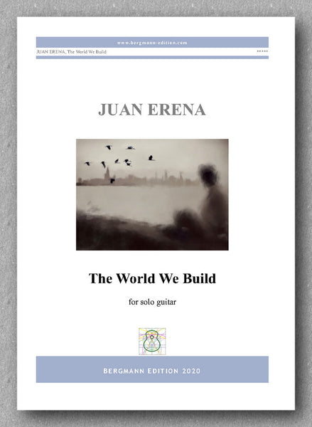 Erena, The World We Build - preview of the cover