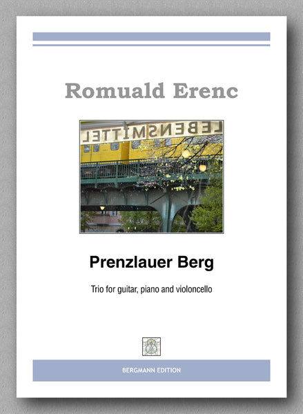 Erenc, Prenzlauer Berg - preview of the cover