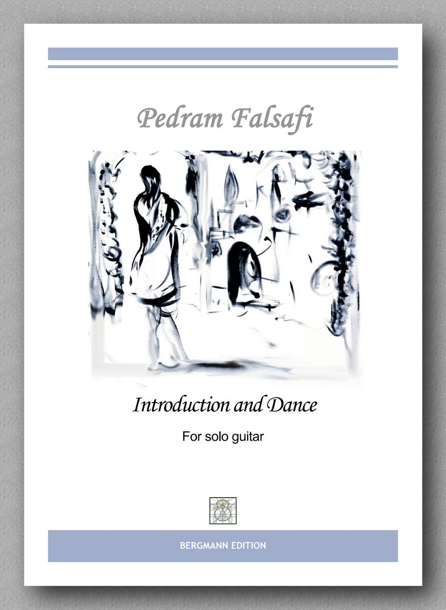 Pedram Falsafi - Introduction and Dance - preview of the cover
