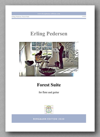 Pedersen, Forest Suite - preview of the cover