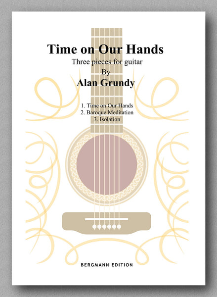 Grundy, Time on Our Hands - cover