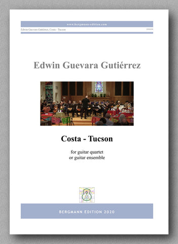 COSTA - TUCSON by Edwin Guevara Gutiérrez  - preview of the cover