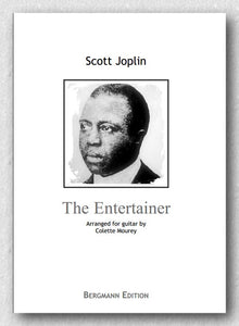 Joplin-Mourey, The Entertainer (Print on Demand)