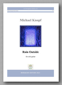 Rain Outside by Dr Michael Knopf - cover