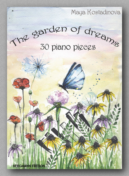 The Garden of Dreams by Maya Kostadinova - preview of the cover