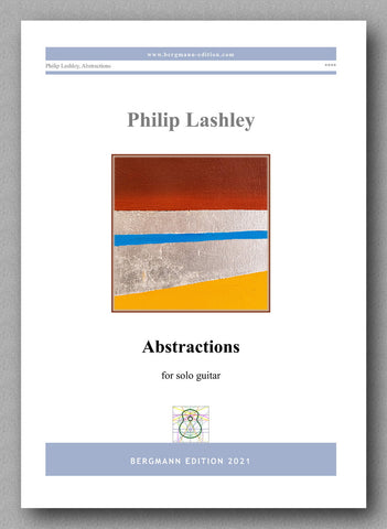 Philip Lashley, Abstractions - cover