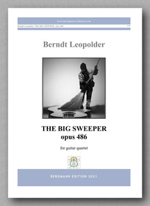Leopolder, The Big Sweeper - cover