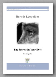 Leopolder, The Secrets In Your Eyes - cover