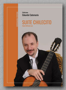 David Alfredo Levi, Suite Chilesito - preview of the cover