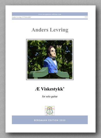 Æ Viskestykk'  Arranged for solo guitar by Anders Levring - preview of the cover