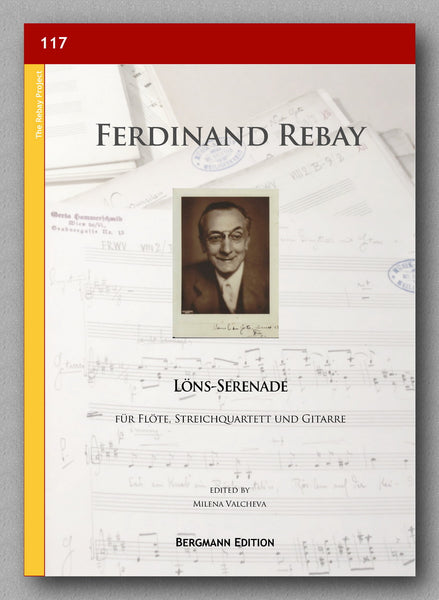 Rebay [117] Löns-Serenade - preview: cover