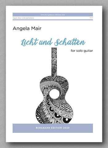 LICHT UND SCHATTEN by Angela Mair - preview of the cover