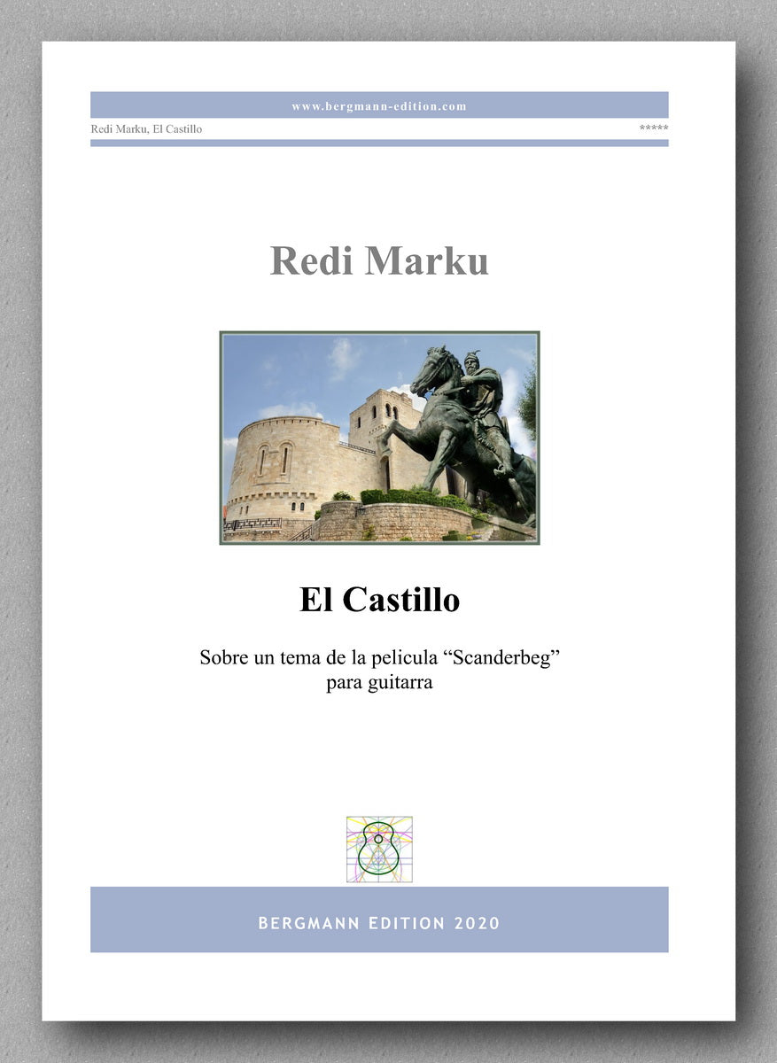 El Castillo by Redi Marku - preview of the cover