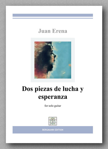 DOS PIEZAS DE LUCHA Y ESPERANZA - preview of the cover